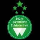 webgo Webhoster mit 100% Zufriedenheitsgarantie