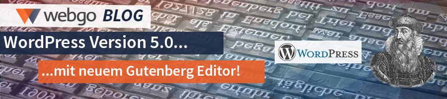 WordPress, Gutenberg, Vorteile