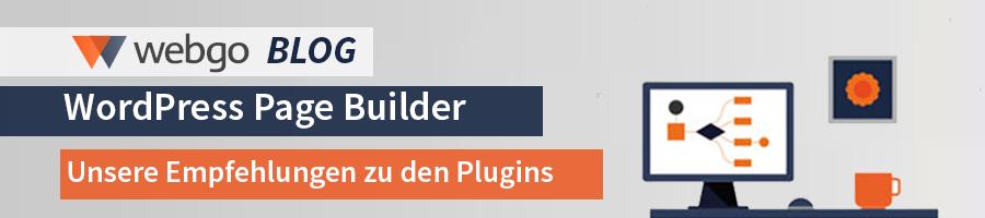 Page Builder Empfehlungen für WordPress