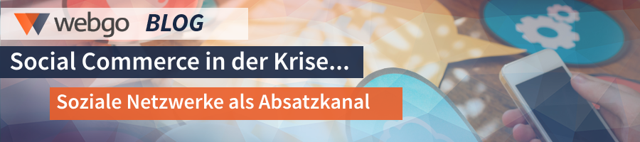 Social Commerce Absatzkanal in der Krise