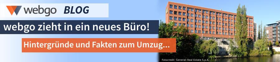 webgo bezieht neue Heimat in unmittelbarer Nähe zum Hamburger Rechenzentrum
