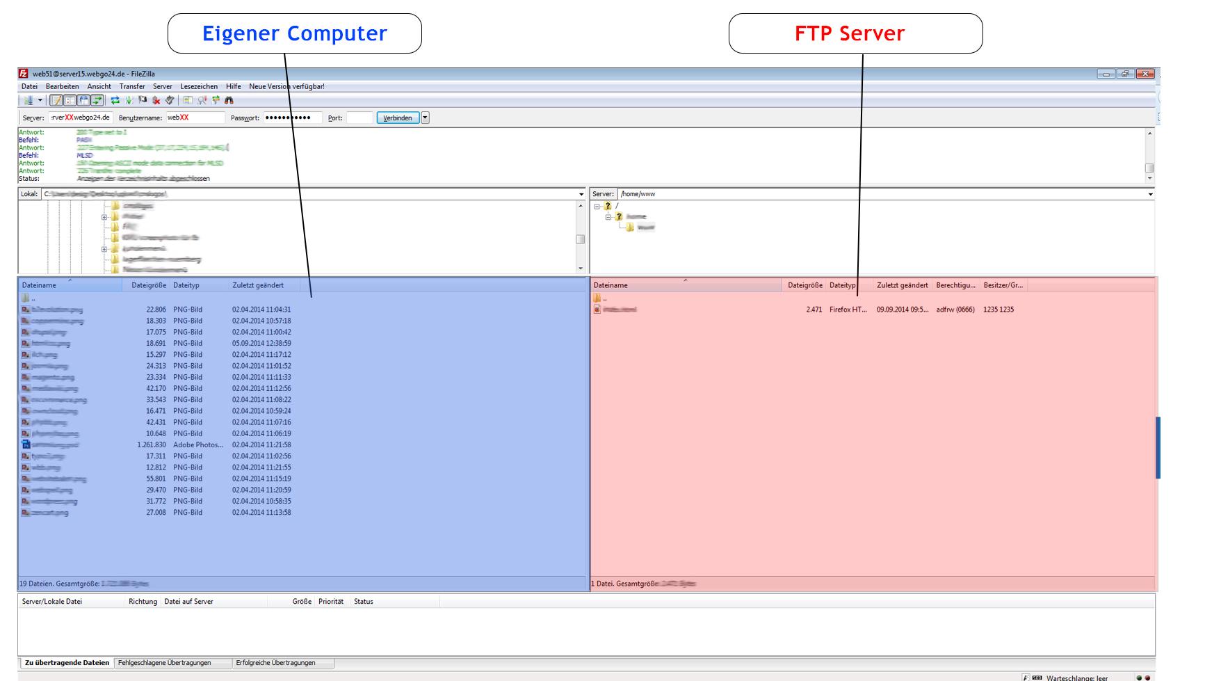 Filezilla_Compuert_FTP_Server